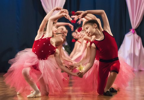 Ballet School And What It Teaches
