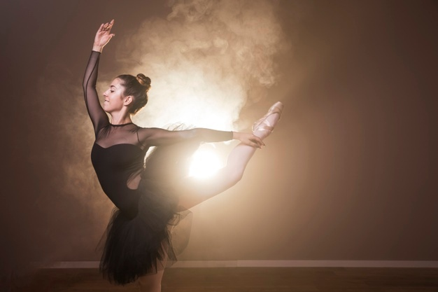 Display Different Moods With Lyrical Dance