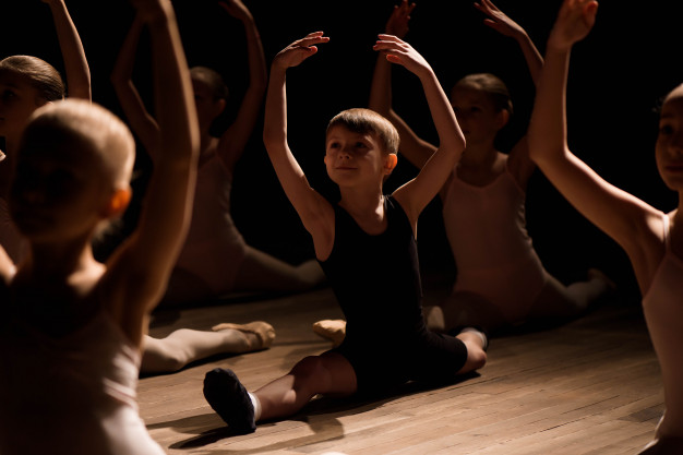Ballet School Is A Place Of Charming Things!