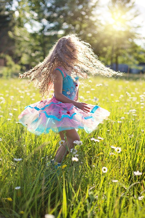 Knowing About Children Dance